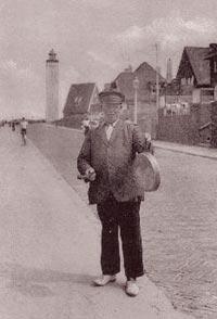 Omroeper Noordwijk-aan-zee